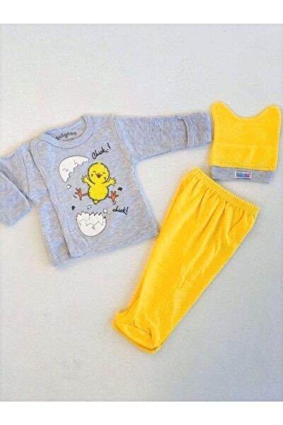 Baby Boss Chick Chick Gizli Eldivenli 3 Lü Set