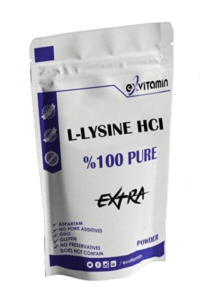 L Lizin L Lysine Toz Pure 100 Gr