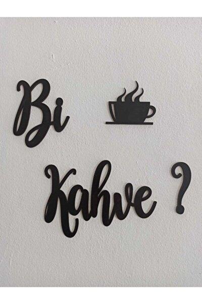 Bi Kahve Duvar Yazısı