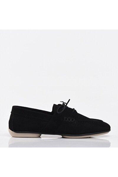 Siyah Yaya Kadın Günlük Ayakkabı