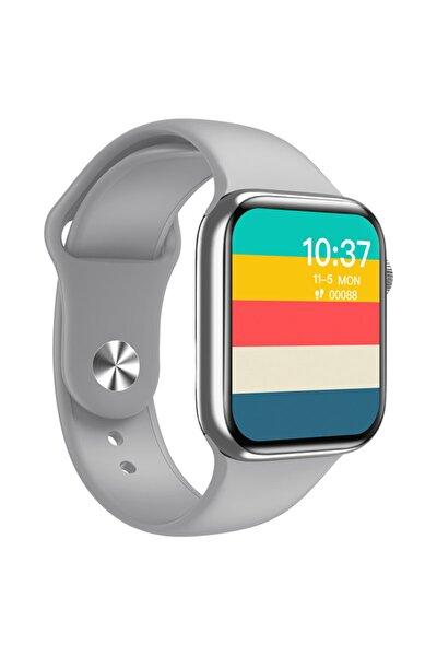 Hw16 Series Akıllı Saat Suya Dayanıklı Nabız & Tansiyon Ölçer Çok Fonksiyonlu Ios Ve Android Uyumlu