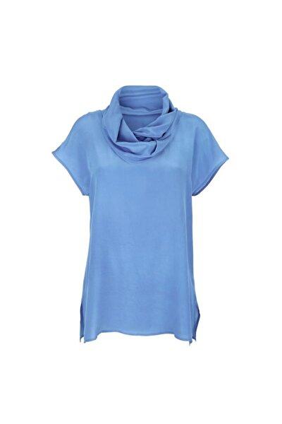 Kadın Mavi Bluz - Bga923136