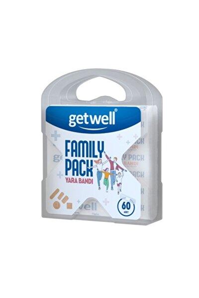 Family Pack Yara Bandı 60 Adet