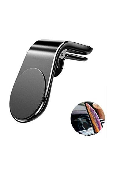 Polygold Mıknatıslı Siyah Araç Içi Telefon Tutucu