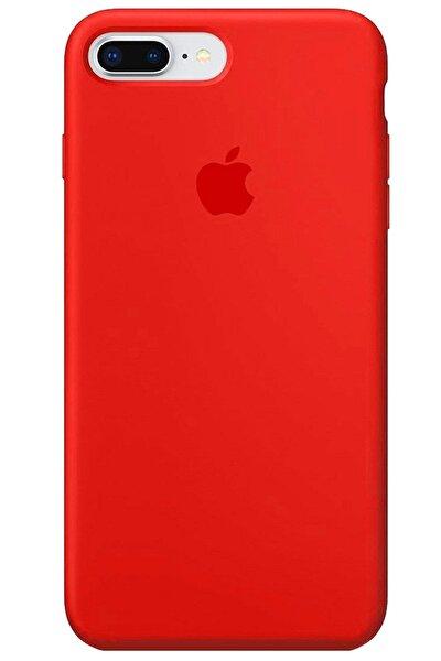 Iphone 7plus-8plus Logolu Lansman Kılıf Altı Kapalı Iç Kısmı Kadife