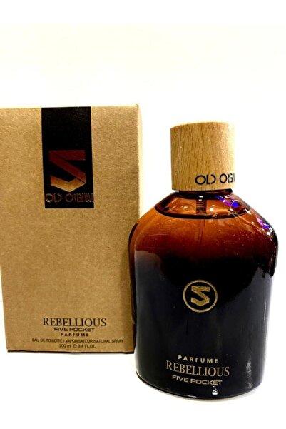 Rebellıous Edt 100 ml Erkek Parfüm 777111