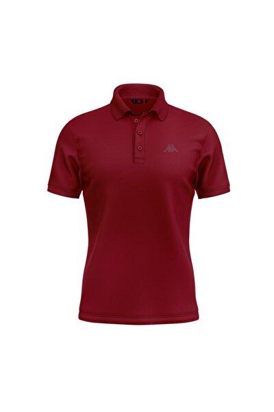 Erkek Bordo William Rdk Polo T-shirt