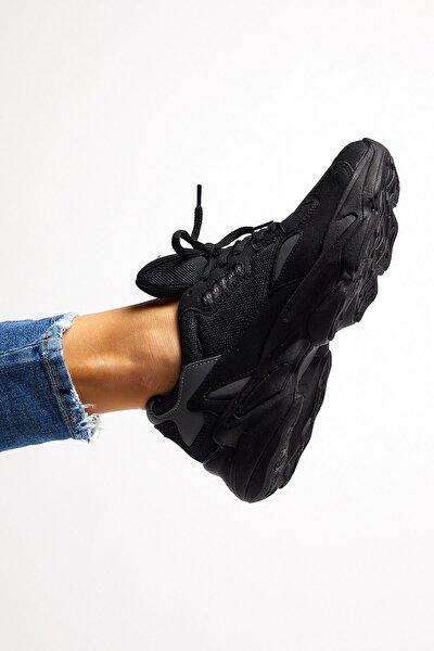 Siyah Unisex Sneaker ZHR-0