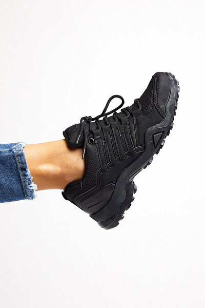 Unısex Trekkıng Ayakkabı Siyah Tb241