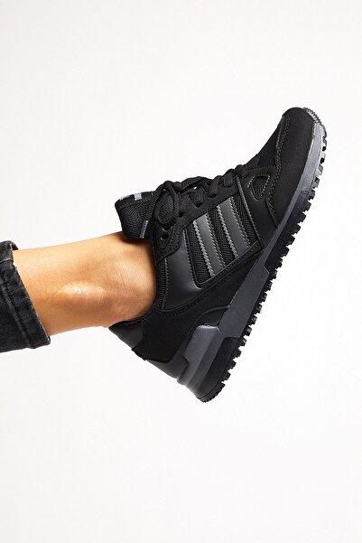 Siyah Unisex Sneaker TB282-0