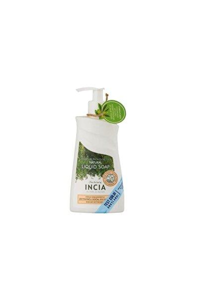 Yoğun Nemlendiricili Zeytinyağlı Doğal Sıvı Sabun 250 ml