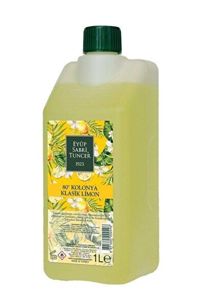 Limon Kolonyası 1lt Ped Bidon