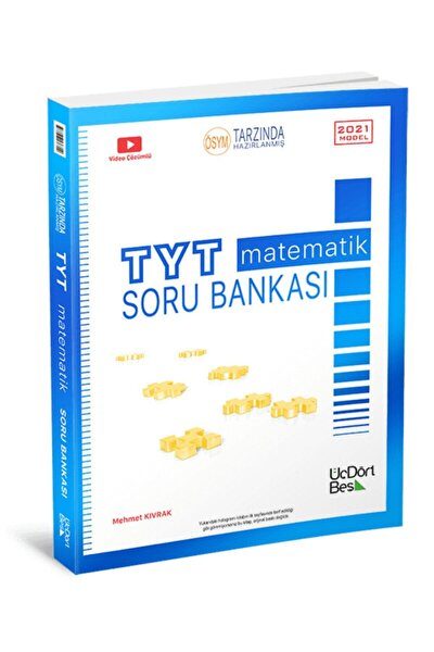 345 Yayınları Tyt Matematik Soru Bankası 2021