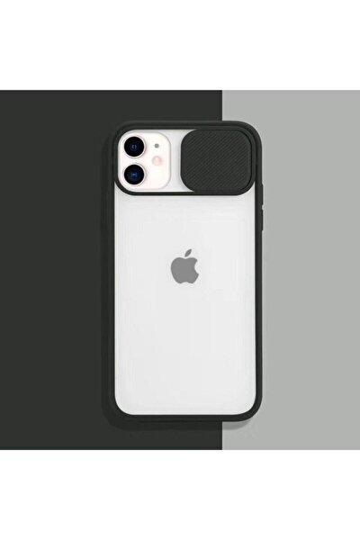 Iphone 12 Kamera Sürgülü Kılıf (6.1)