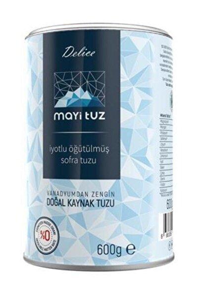 Delice Iyotlu Ince Sofra Tuzu 600 gr