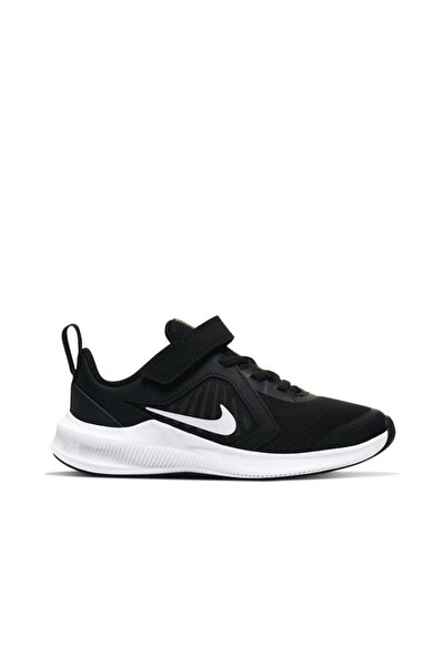 Unisex Çocuk Siyah Downshifter 10 (psv) Spor Ayakkabı Cj2067-004