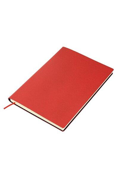 Bullet Journal Noktalı Zamansız Ajanda - 96 Yaprak Kırmızı Soft Kapak