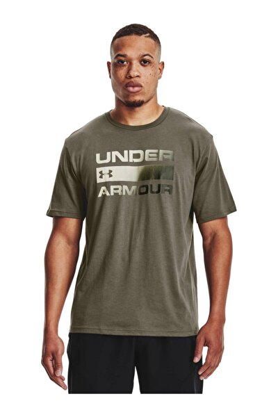 Ua Team Issue Wordmark Ss Spor T-Shirt