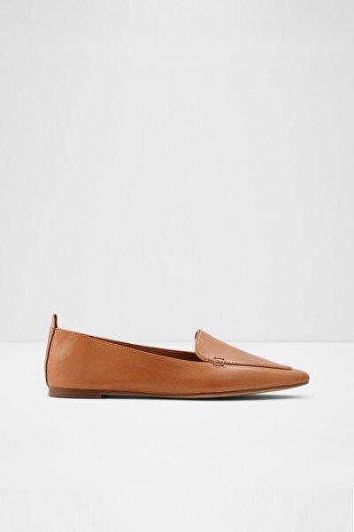 Kadın Taba Loafer Ayakkabı Orsonıflex