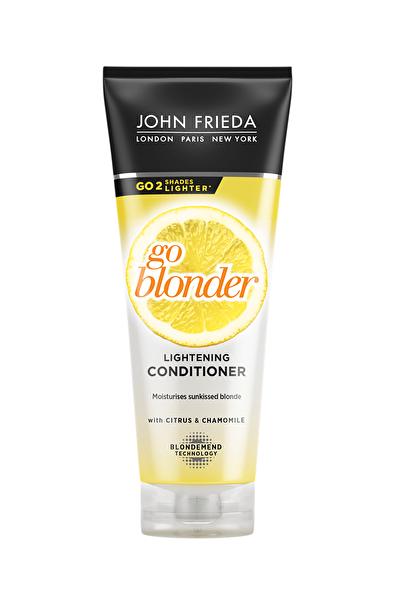 Sarı Saçlara Özel Işıltı Veren Saç Bakım Kremi 250 ml