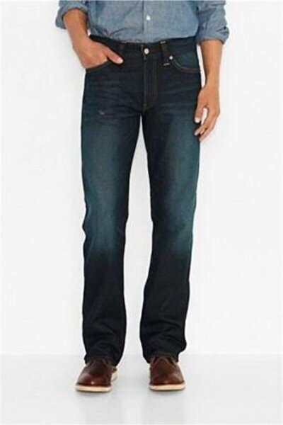 Erkek 506 Regular Straight Jean 00506-0498
