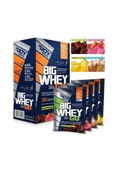 Bigjoy Big Whey 32 Saşe - 1040gr - Mix Aromalı