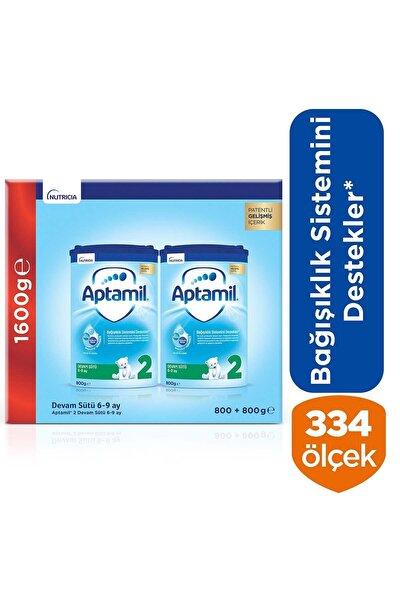 2 Devam Sütü Mega Paket 2x800 g 6-9 Ay