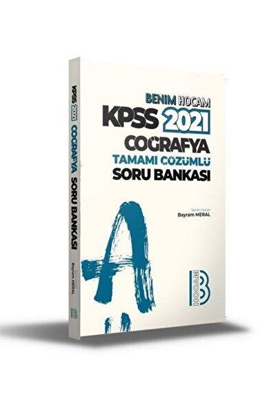 Benim Hocam 2021 Kpss Coğrafya Tamamı Çözümlü Soru Bankası