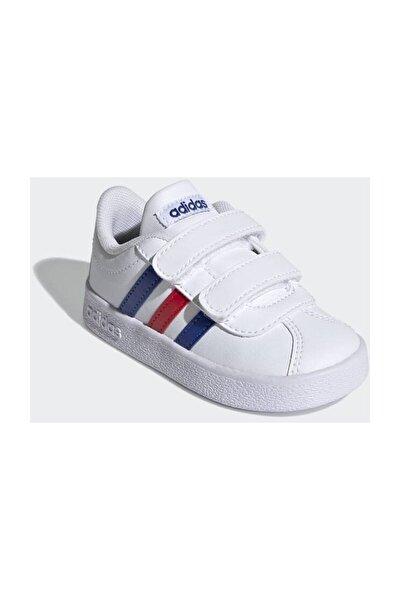VL COURT 2.0 CMF I Beyaz Erkek Çocuk Sneaker Ayakkabı 101085041