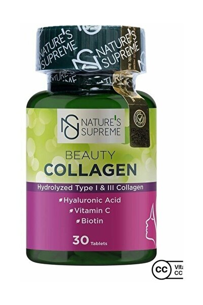 Beauty Collagen 30 Tablet