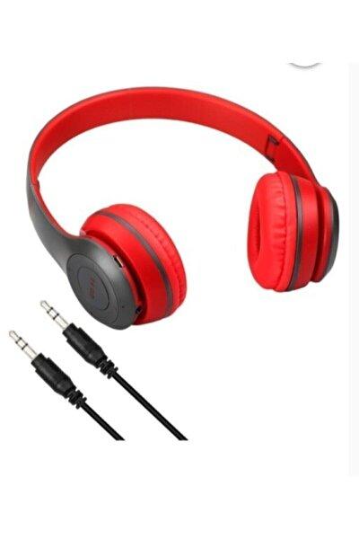 P47 Wıreless 5.0+edr Bluetooth Kablosuz Mp3 Çalar Kulaklık