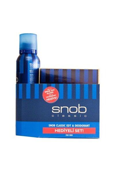 Classıc Edt 100ml Deodorant 150ml  Erkek Parfüm Seti