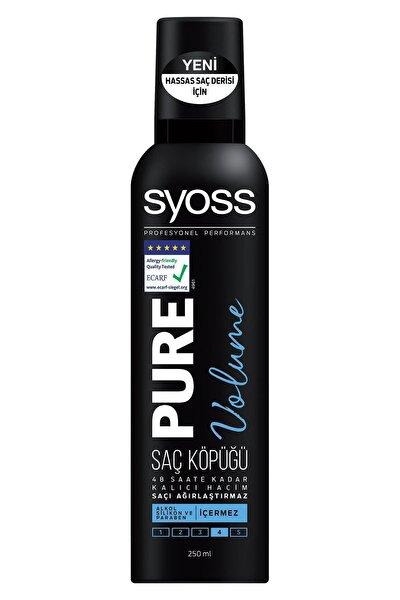 Pure Volume Saç Köpüğü