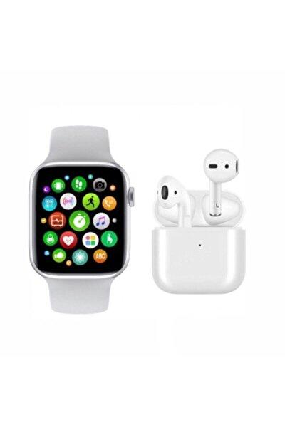 Akıllı Saat T500 ve Airpods Pro 4 Mini Kablosuz Kulaklık