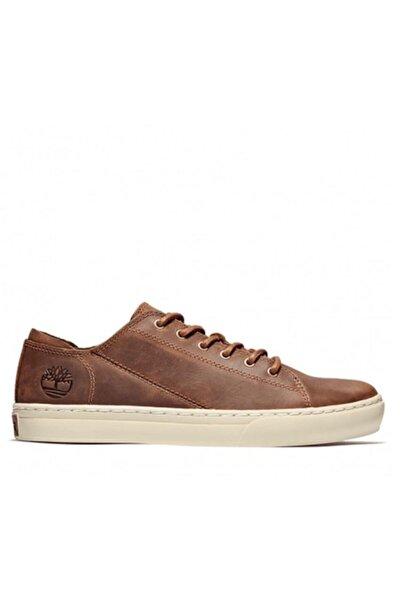 Erkek Kahverengi Adventure Oxford Rust Full Grain Casual Ayakkabı 2.0 Tb0a2hgef13