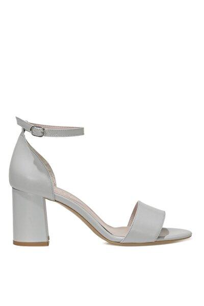 COTE.Z 1FX Gri Kadın Topuklu Ayakkabı 101038265