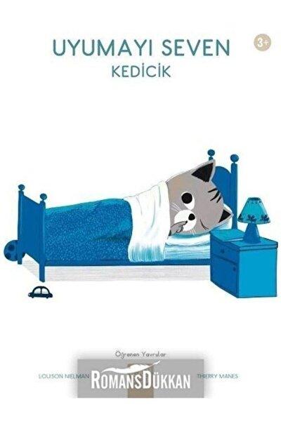 Uyumayı Seven Kedicik-öğrenen Yavrular 3+