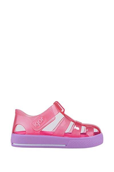 Star Bicolor Çocuk Sandalet