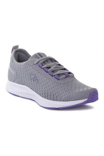 STEFAN WMN Açık Gri Kadın Koşu Ayakkabısı 100497349