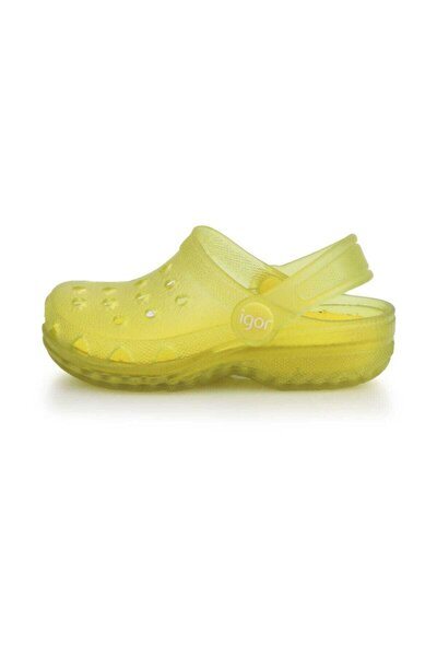 S10226 POPPY MC 028-TR.AM Sarı Unisex Çocuk Sandalet 100434393