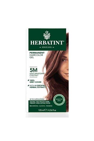 Kalıcı Bitkisel Açık Kahve Saç Bakım Boyası 150 ml 8016744500173