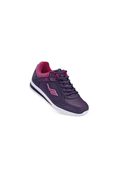 Unisex Mor Sneakers Spor Ayakkabı