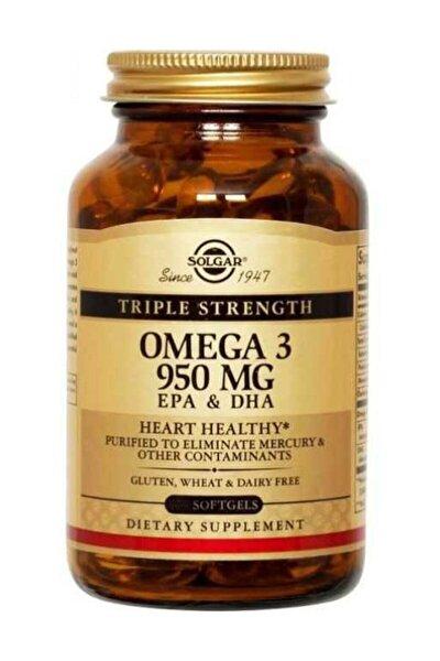 Omega 3 950 Mg 50 Kapsül