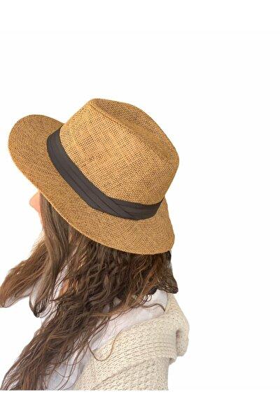 Kovboy Hasır Şapka