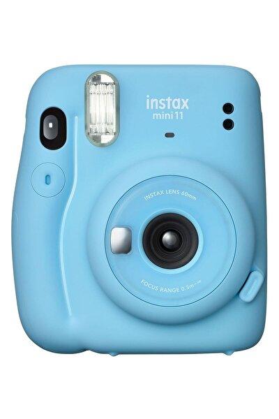 Instax Mini 11 Mavi Fotoğraf Makinesi