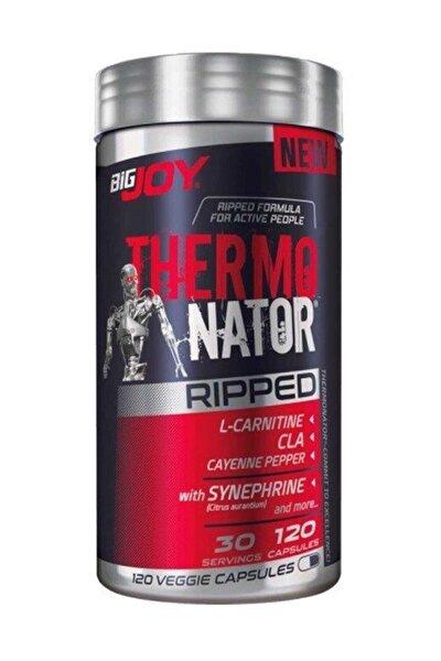 Bigjoy Sports Terminatör Ripped L-carnitine Cla Yağ Yakıcı Termojenik Zayıflama 120 Kapsül