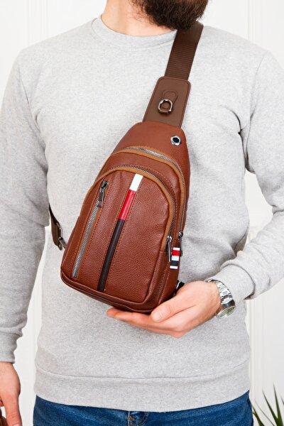 Çapraz Göğüs Ve Omuz Çantası Body Bag 30-16 Cm