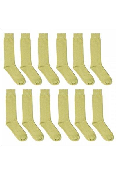 Asker Çorabı 12'li 4 Mevsim Çorap Acemi - Bedelli Asker