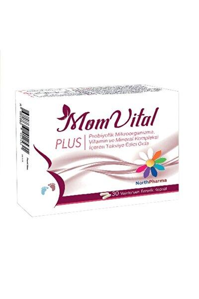 Mom Vital Plus 30 Kapsül