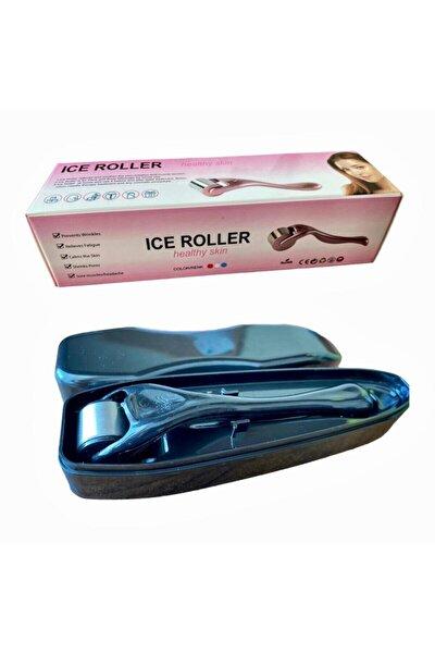 Cilt Sıkılaştırıcı Ice Roller Yüz Masaj Aleti